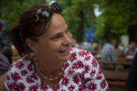 Simone Naumann - GründerInnen Pool
