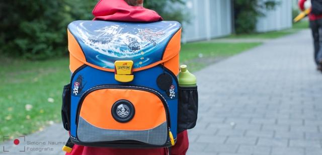 Simone Naumann Fotografie - erster Schultag