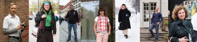 Simone Naumann Fotografie - Humans of Munich